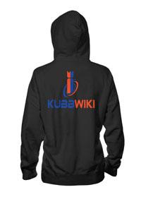 Black Kubbwiki Hoodie